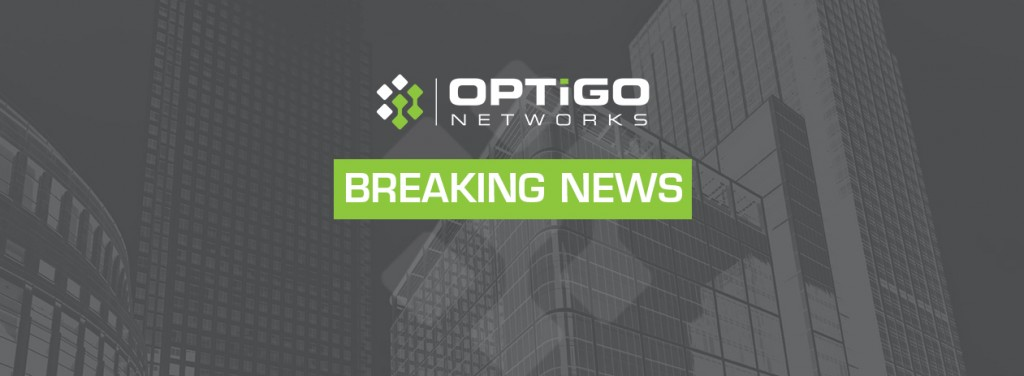 Wayne Tighe joins Optigo Networks as VP of Sales