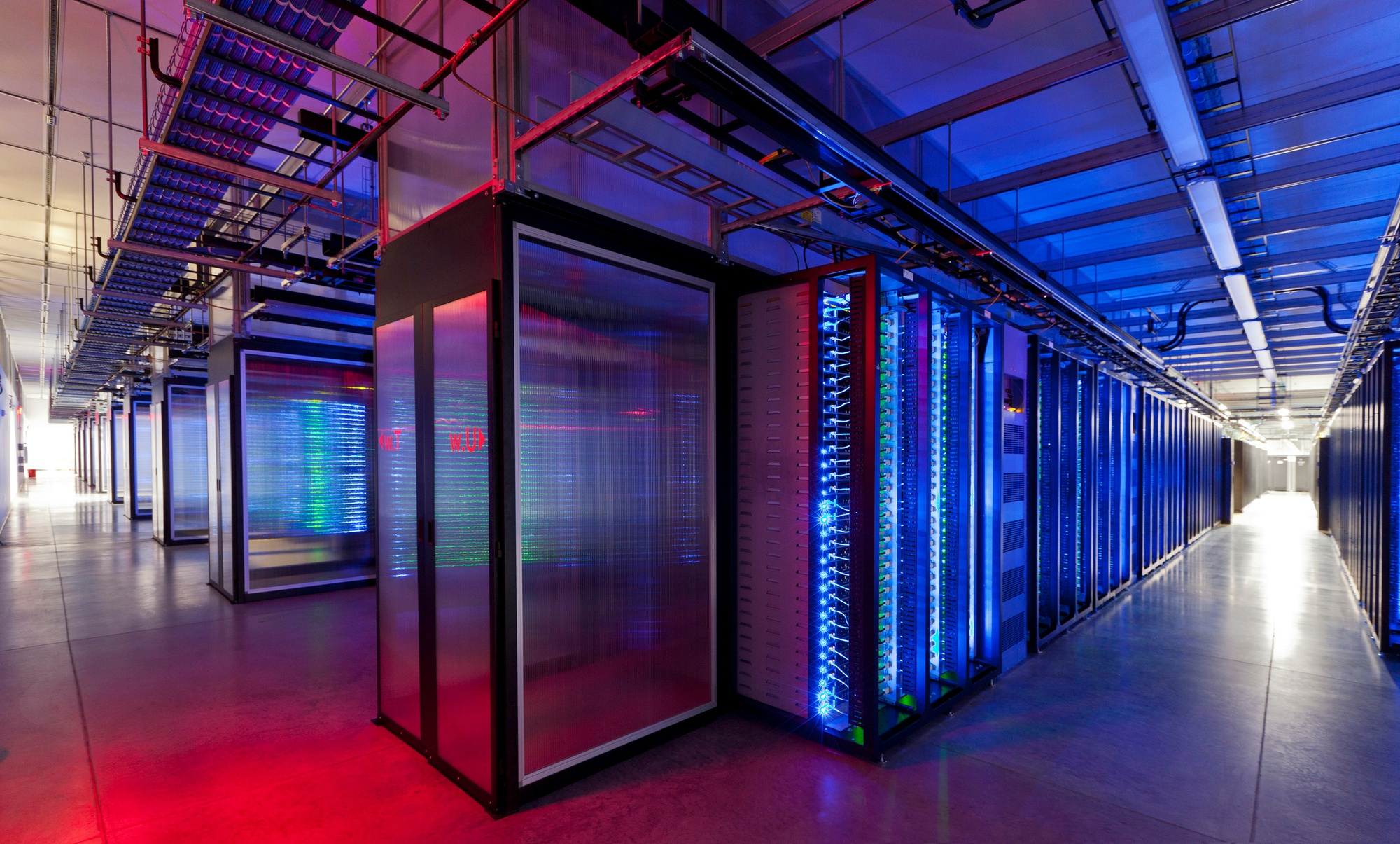 Optigo Connect was integral in separating the HVAC systems in four data centers