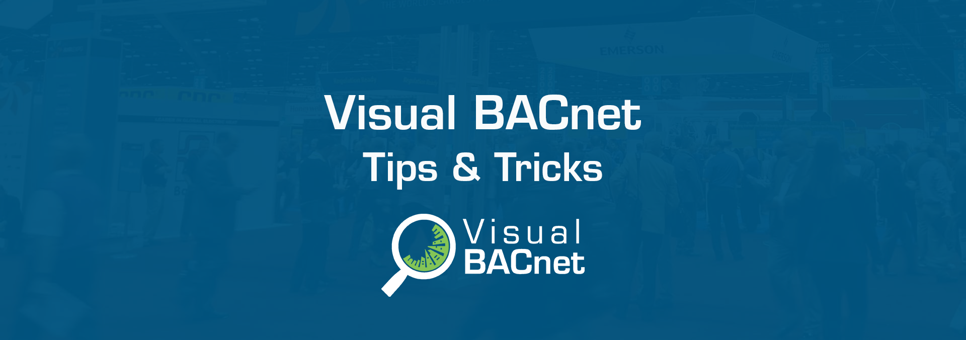 Finding duplicate device IDs in VisualBACnet